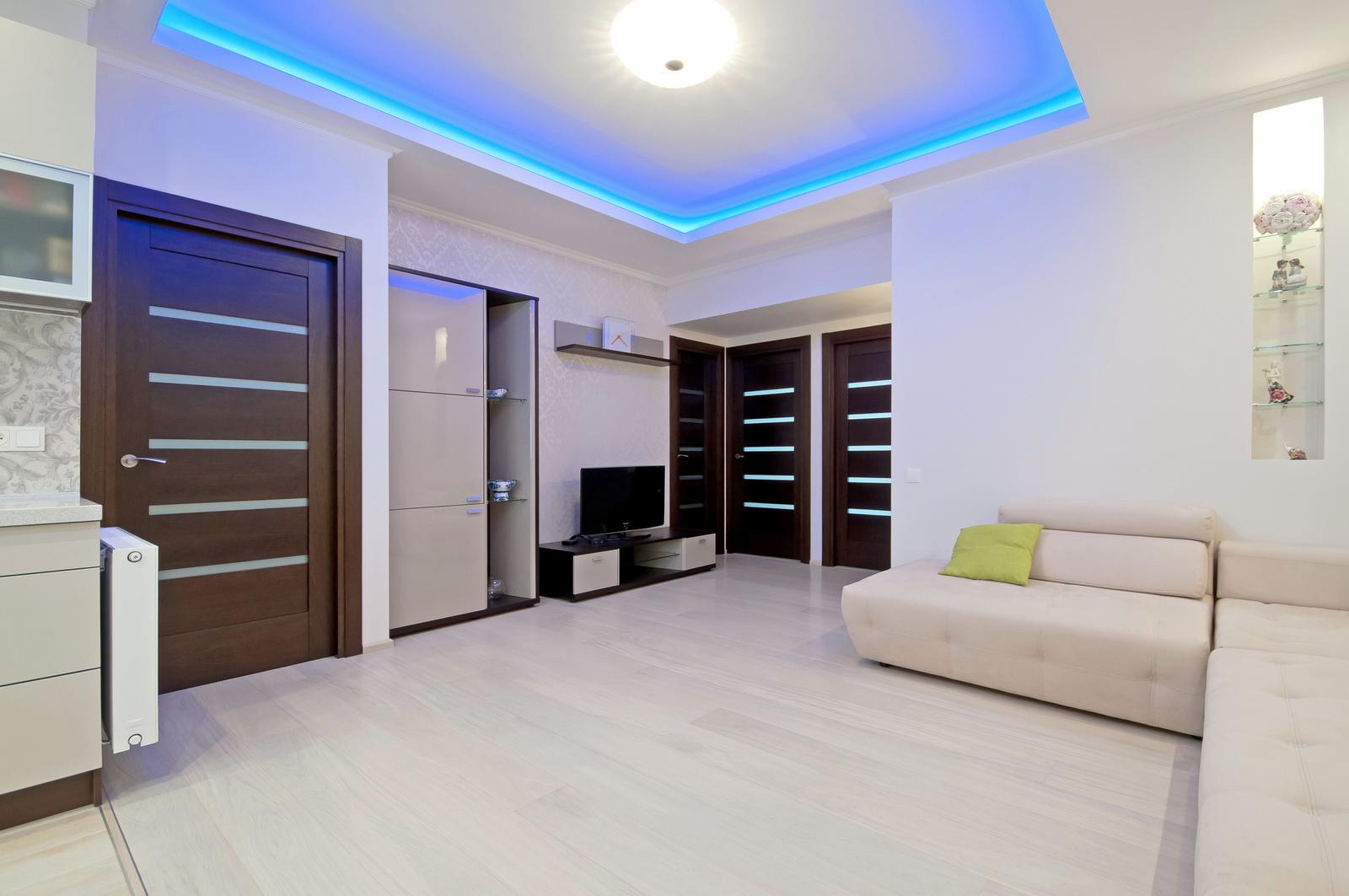 Капитальный ремонт квартиры в Бутово